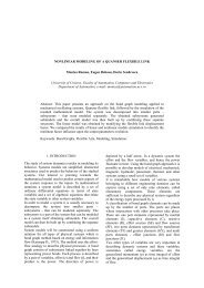 NONLINEAR MODELING OF A QUANSER FLEXIBLE LINK Monica ...