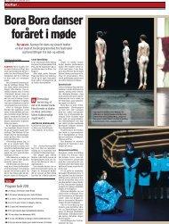 artikel - Bora Bora