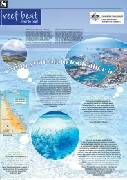 2005 Reef Beat posters 1-8 in Cairns Post.pdf - Great Barrier Reef ...