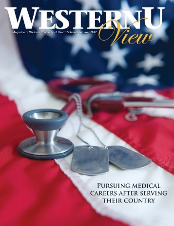 PURSUiNG MEdicAl cAREERS AFtER SERviNG thEiR cOUNtRy