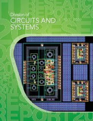 systems circuits and - Virtus - Nanyang Technological University