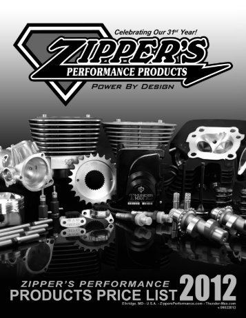 Untitled - Zipper's Performance Products