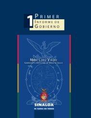 Primer Informe de Gobierno 2011