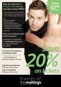 Book online maltingsberwick.co.uk Box Office 01289 ... - The Maltings - Page 5