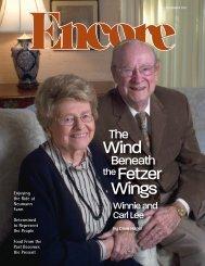 Wind the Fetzer Wings - Encore Magazine
