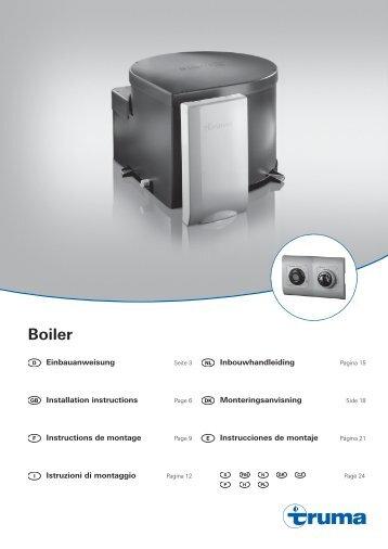 Boiler - Truma