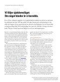 Friska Djur. Trygga människor. Om arbetet på SVA (pdf) - Page 4