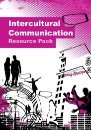 Intercultural Communication Resource Pack - SALTO-YOUTH