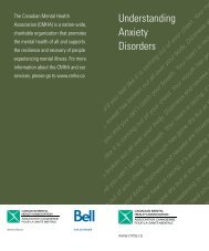 Download - Canadian Mental Health Association