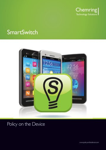 SmartSwitch - Policy on the Device - Roke Manor Research Limited