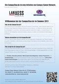 Sommer 2013 Aktuelle Jobangebote & Praktika - CampusTour.de - Seite 3