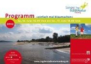 Programm - Langer Tag der StadtNatur Hamburg