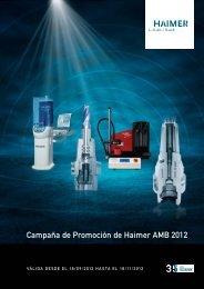 Descargar Promocion Haimer en ABM 2012 - Metalia