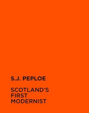 Download PDF: SJ Peploe - The Scottish Gallery
