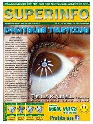 DIGITALNA TELEVIZIJA - Superinfo