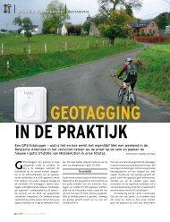 praktijk & workshop Een GPS-fotologger – wat is het ... - Mobile Action