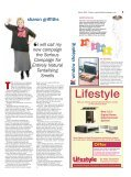 BEAUTY Confessions of a health spa virgin CONSUMER Pick of the ... - Page 3