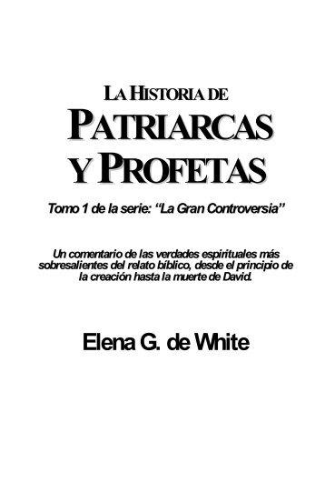 Patriarcas y Profetas - infonom
