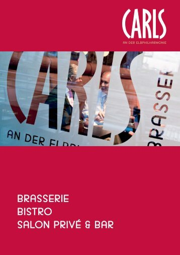 CARLS Factsheet (PDF) - Restaurants Hamburg