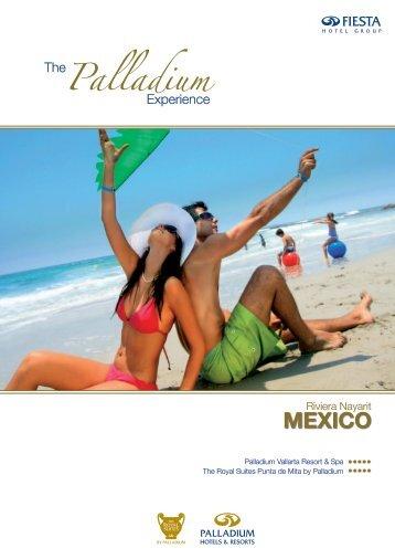México - Palladium Hotel Group