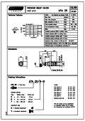 Pressure relief valves. - Total Hydraulics BV - Page 7