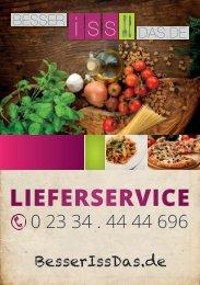LIEFERSERVICE - besserissdas.de
