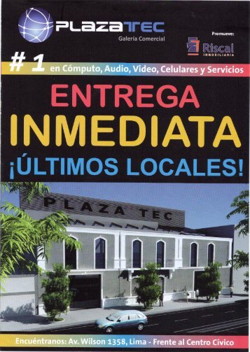 ~ ENTREGA - Gab Inmobiliaria
