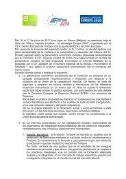 Más y mejores empleos - la estrategia Europa 2020 - EZA