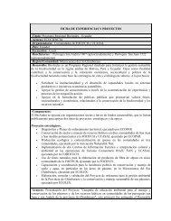 Título: Programa Regional BioAndes - Ecuador - IEPALA