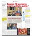 Extremistas de CONARE atacan sede del Ministerio de ... - Diario 16 - Page 2