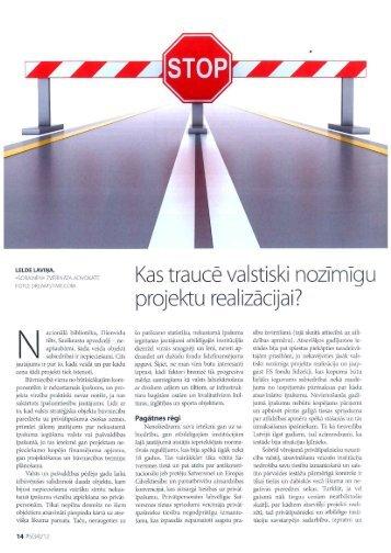Latvijas būvniecība - Sorainen
