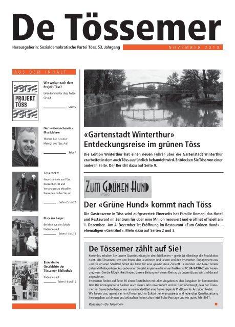 Seemer Bote Nr. 198 vom September 2007 - Ortsverein Seen