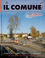 Novembre 2009 - Comune di Spilamberto