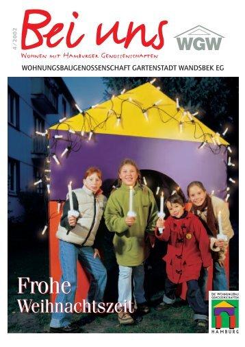 WGW - Wohnungsbaugenossenschaft Gartenstadt Wandsbek eG