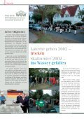 WGW - Wohnungsbaugenossenschaft Gartenstadt Wandsbek eG - Seite 2