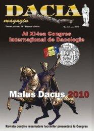De ce Malus Dacus - Dacia.org