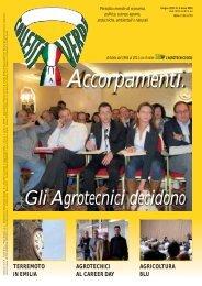 Colletti Verdi giugno 12 - Collegio Nazionale degli Agrotecnici