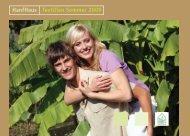 HanfHaus Textilien Sommer 2009