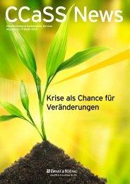 CCaSS News - Rudolf X. Ruter