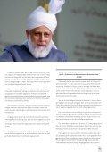 Gehört der Islam zu Deutschland? Hadhrat Mirza Masroor Ahmad - Page 7