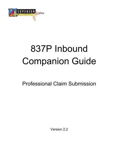 Companion Guide Superior Healthplan