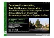 Dr.-Ing. Robert Koch - ARL