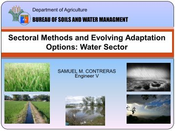 March 19_Presentation_Department of Agriculture 2 - Regional ...