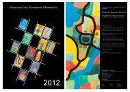 Kalender 2012 - Förderverein der Grundschule Pfronten eV