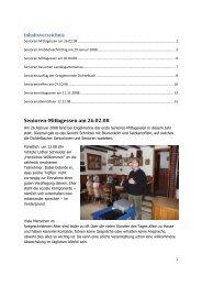 Senioren-Mittagessen am 26.02.08 - Ortsgemeinde Dichtelbach