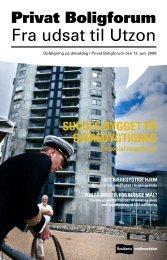 Privat Boligforum 12-06-08 (PDF) - Realdania Debat