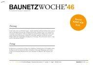 BAUNETZWOCHE#46