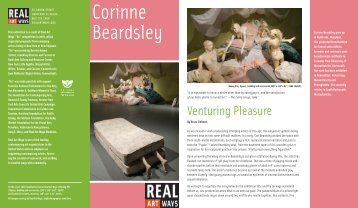 Corinne Beardsley - Real Art Ways