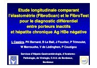 FibroScan FibroTest - Afef