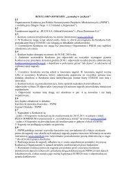REGULAMIN KONKURSU ZIMOWEGO EURO26 - eyca.pl